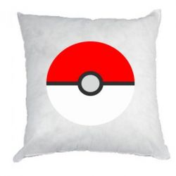 Подушка Pokemon Ball - FatLine