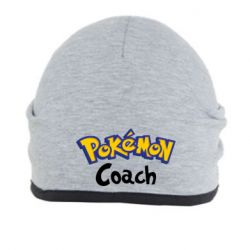 Шапка Pokemon Coach - FatLine