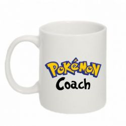 Кружка 320ml Pokemon Coach - FatLine