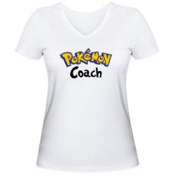 ������� �������� � V-�������� ������� Pokemon Coach