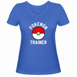 ������� �������� � V-�������� ������� Pokemon Trainer - FatLine