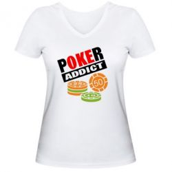 ������� �������� � V-�������� ������� Poker Addict - FatLine
