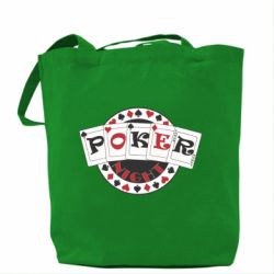 Сумка Poker Logo - FatLine