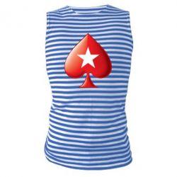 �����-��������� Poker Stars 3D Logo - FatLine