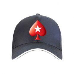 Кепка Poker Stars 3D Logo