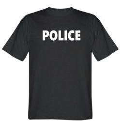 Мужская футболка POLICE - FatLine