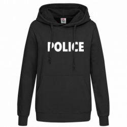 Женская толстовка POLICE - FatLine