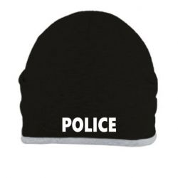Шапка POLICE - FatLine