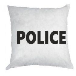 Подушка POLICE - FatLine
