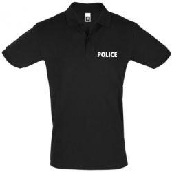 Футболка Поло POLICE - FatLine