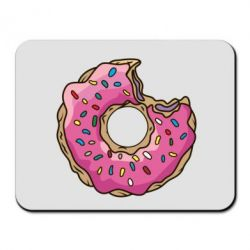 Коврик для мыши Пончик - FatLine