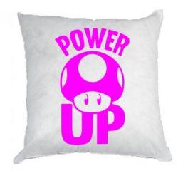 Подушка Power Up гриб Марио - FatLine