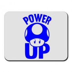 Коврик для мыши Power Up гриб Марио - FatLine