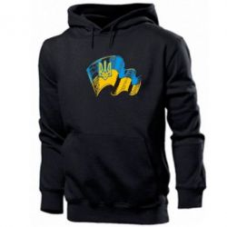 Толстовка Прапор України з гербом - FatLine