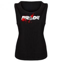 Женская майка Pride Logo - FatLine