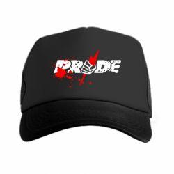 Кепка-тракер Pride Logo - FatLine