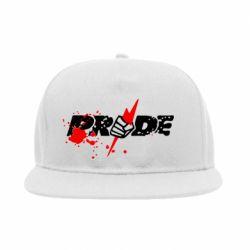 Снепбек Pride Logo - FatLine