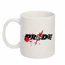 Кружка 320ml Pride Logo - FatLine