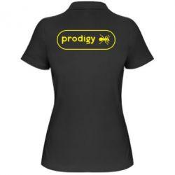 Женская футболка поло Prodigy Logo - FatLine