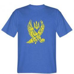 Мужская футболка Птах та герб - FatLine