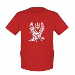 Детская футболка Птах та герб - FatLine