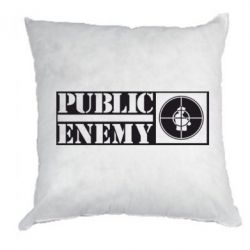 Подушка Public Enemy - FatLine