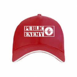 кепка Public Enemy - FatLine