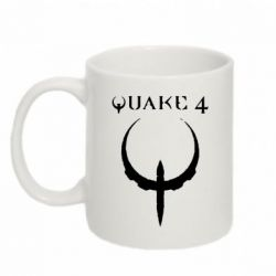 Кружка 320ml Quake 4 - FatLine