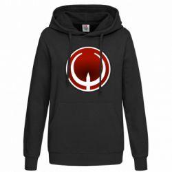 Женская толстовка Quake Logo - FatLine