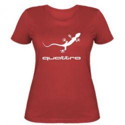 Женская Quattro - FatLine