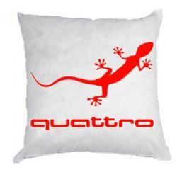 Подушка Quattro - FatLine
