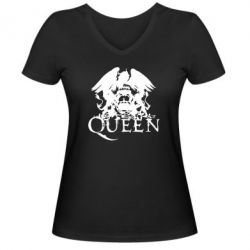 ������� �������� � V-�������� ������� Queen - FatLine
