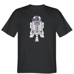 Мужская футболка R2D2 - FatLine