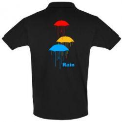 Футболка Поло Rain - FatLine