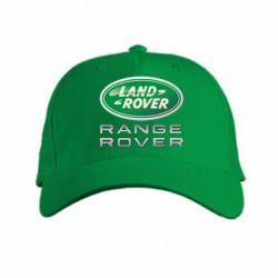 Кепка Range Rover Logo Metalic - FatLine