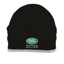 Шапка Range Rover Logo Metalic - FatLine