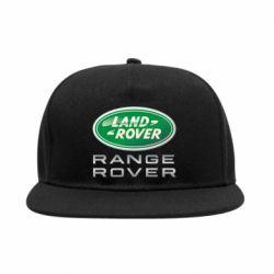 Снепбек Range Rover Logo Metalic - FatLine