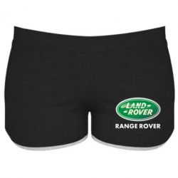 Женские шорты Range Rover - FatLine