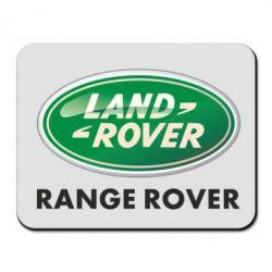 Коврик для мыши Range Rover - FatLine