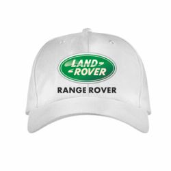 Детская кепка Range Rover - FatLine