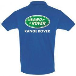 Футболка Поло Range Rover - FatLine