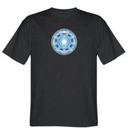 Мужская футболка Реактор Тони Старка - FatLine
