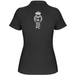 Майка-тельняшка Реал Мадрид