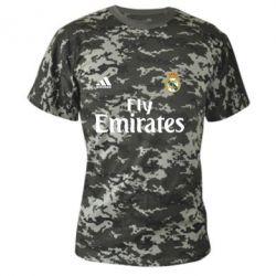 Камуфляжная футболка Реал - FatLine