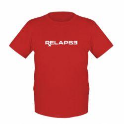 Детская футболка Relapse Eminem - FatLine