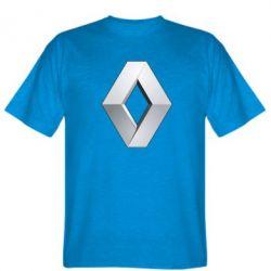 Мужская футболка Renault Logo - FatLine