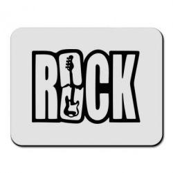 Коврик для мыши Rock - FatLine