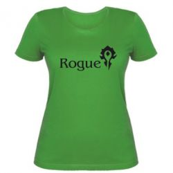Женская футболка Rogue Орда - FatLine