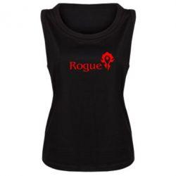 Женская майка Rogue Орда - FatLine