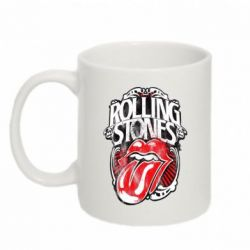 Кружка 320ml Rolling Stones art - FatLine
